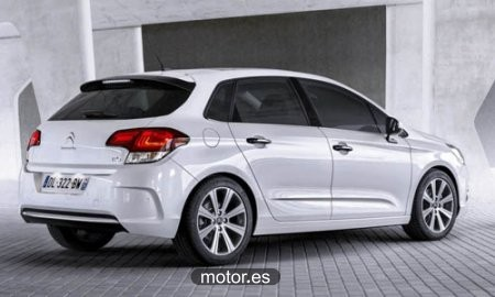Citroën C4 1.6Blue HDI Live 100 5 puertas nuevo