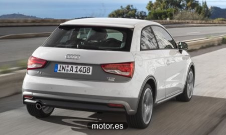 Audi A1 1.4TDI 90 ultra Attracted nuevo