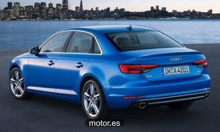 Audi A4 2.0TDI 150 4 puertas nuevo