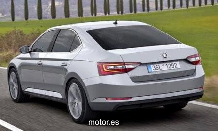 Škoda Superb 1.6TDI CR Active 120 5 puertas nuevo
