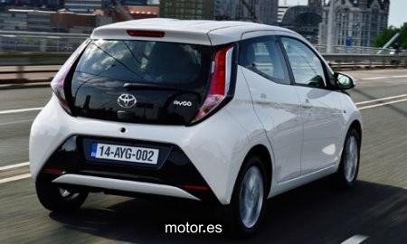 Toyota Aygo 1.0 VVT-i x-cite 5 puertas nuevo