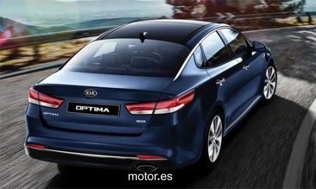 KIA Optima 1.7CRDI Eco-Dynamics Drive DCT 4 puertas nuevo
