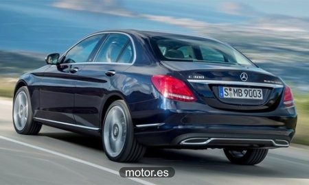 Mercedes Clase C C 180 4 puertas nuevo