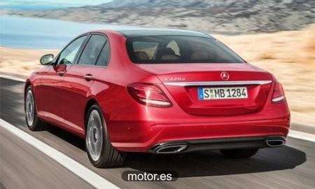 Mercedes Clase E E 200 4 puertas nuevo