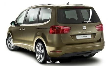 Seat Alhambra 2.0TDI CR S&S Style Advance 4Drive DSG 184 nuevo
