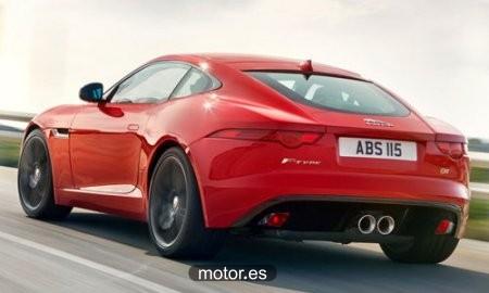 Jaguar F-Type Coupé 3.0 V6 British Desing Edition AWD Aut. 380 3 puertas nuevo