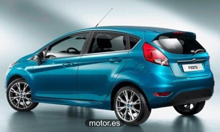 Ford Fiesta 1.25 Trend 82 5 puertas nuevo