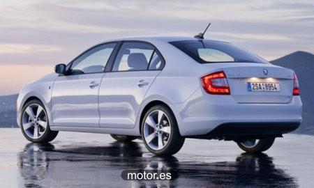 Škoda Rapid 1.4TDI CR Active 90 5 puertas nuevo