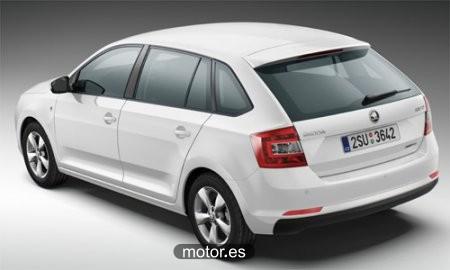 Škoda Spaceback 1.6TDI CR Active 115 5 puertas nuevo