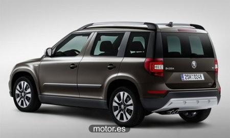 Škoda Yeti Outdoor 2.0TDI AdBlue Like 4x2 110 5 puertas nuevo