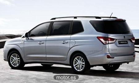 SsangYong Rodius D22T Limted 5 puertas nuevo