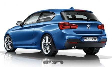 BMW Serie 1 116i 3 puertas nuevo