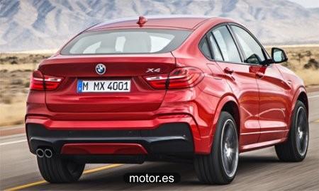 BMW X4 xDrive 20dA 5 puertas nuevo