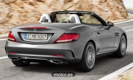 Mercedes Clase SLC SLC 200 9G-Tronic 2 puertas nuevo