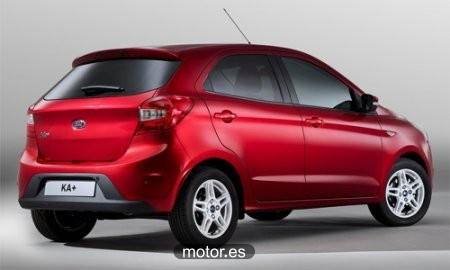 Ford Ka+ nuevo