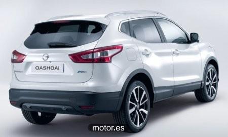 Nissan Qashqai 1.6dCi 130 Visia 4x2 XTronic nuevo