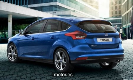 Ford Focus nuevo