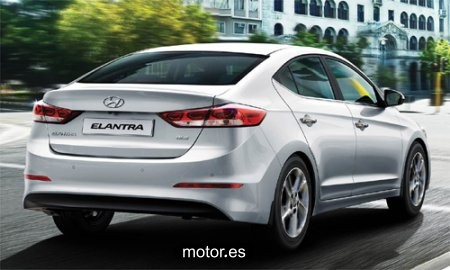 Hyundai Elantra 1.6MPI Tecno 128 nuevo