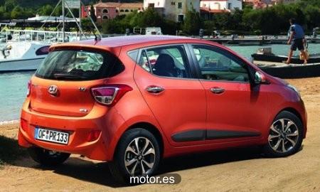 Hyundai i10 1.0 Go nuevo