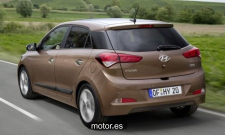 Hyundai i20 1.2 Essence nuevo