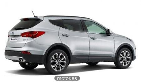Hyundai Santa Fe 2.2CRDi 4x4 Tecno 7s nuevo