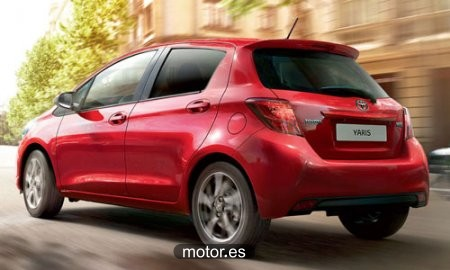 Toyota Yaris 1.0 City 5 puertas nuevo