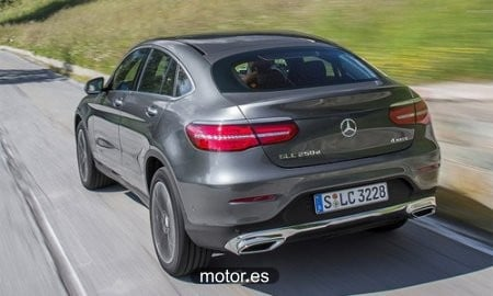 Mercedes Clase GLC Coupé GLC Coupé 350 e 4Matic nuevo