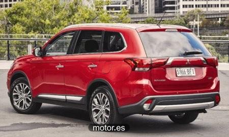 Mitsubishi Outlander 200 MPI Motion 2WD 5pl. CVT 5 puertas nuevo