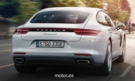 Porsche Panamera  nuevo
