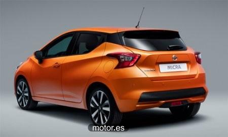 Nissan Micra 1.0 G Acenta 73 5 puertas nuevo