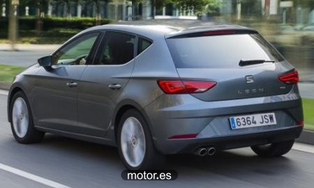 Seat León 1.6TDI CR S&S Reference 115 nuevo