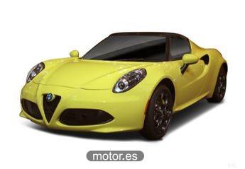 Alfa Romeo 4C 4C Spider 1.7 Tbi TCT 240 nuevo
