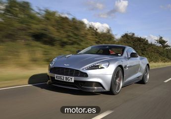 Aston Martin Vanquish Vanquish nuevo