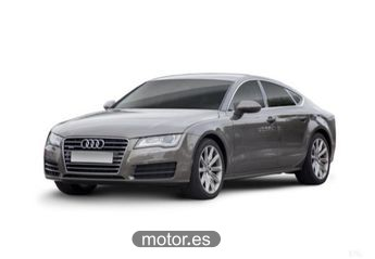 Audi A7 A7 Sportback 3.0TDI Black line Q. ed. S-T nuevo
