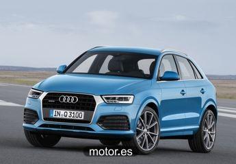 Audi Q3 Q3 2.0TDI Design edition 150 nuevo
