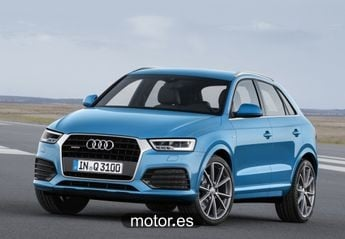 Audi Q3 Q3 2.0TDI Sport edition 120 nuevo