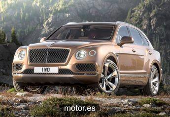 Bentley Bentayga Bentayga 6.0 nuevo