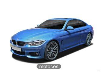 BMW Serie 4 420i Coupé nuevo