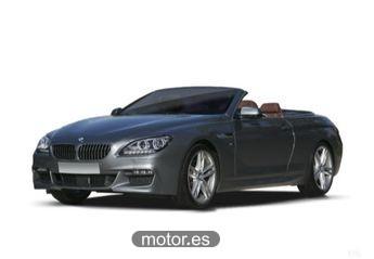 BMW Serie 6 640dA Cabrio xDrive nuevo