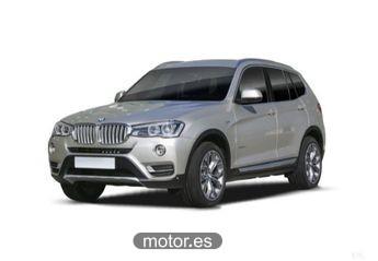 BMW X3 X3 sDrive 18d nuevo