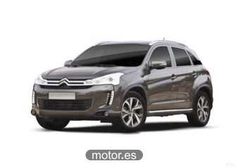 Citroën C4 Aircross C4 Aircross 1.6HDI S&S Live Ed. 2WD 115 nuevo