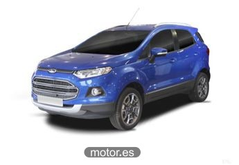 Ford EcoSport EcoSport 1.5 Ti-VCT Trend nuevo