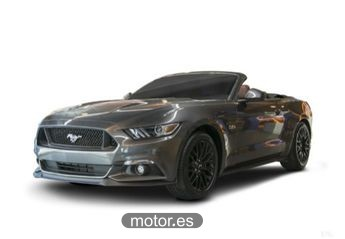 Ford Mustang Mustang Convertible 5.0 Ti-VCT GT Aut. nuevo