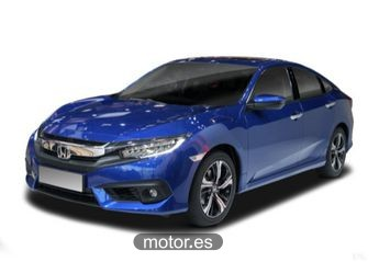 Honda Civic Civic Sedán 1.5 VTEC Turbo Comfort nuevo