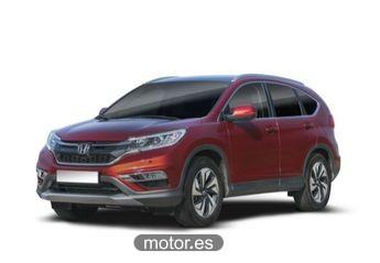 Honda CR-V CR-V 1.6i-DTEC Elegance Plus Navi 4x4 160 9AT nuevo