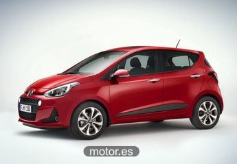 Hyundai i10 i10 1.0 Tecno Plus nuevo