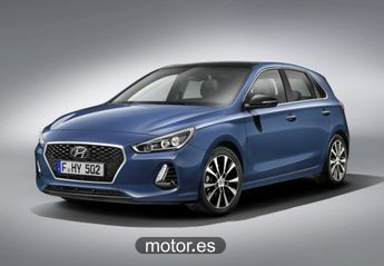 Hyundai i30 i30 1.6CRDi Klass 110 nuevo