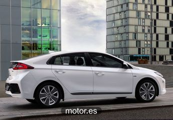 Hyundai Ioniq Ioniq HEV 1.6 GDI Klass Nav nuevo