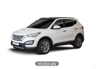 Hyundai Santa Fe Santa Fe 2.2CRDi 4x4 Tecno 7s (4.75) nuevo