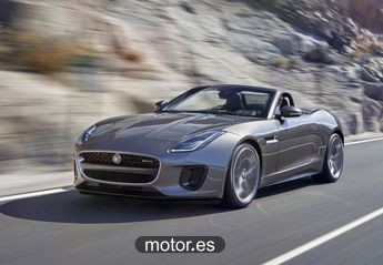 Jaguar F-Type F-Type Convertible 3.0 V6 Aut. 340 nuevo